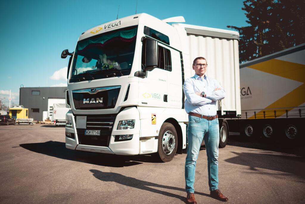 Vega Transport - Piotr Malinowski